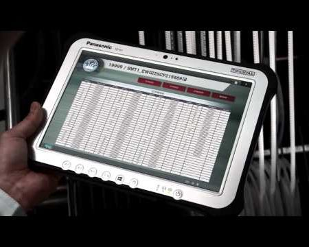 Panasonic Toughpad FZ-G1 Rugged 10-inch Tablet Promotional Video