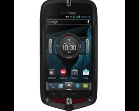 Casio G'zOne Commando 4G LTE C811