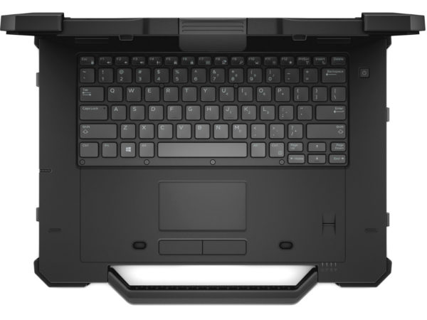 DELL Rugged 14 extreme keyboard