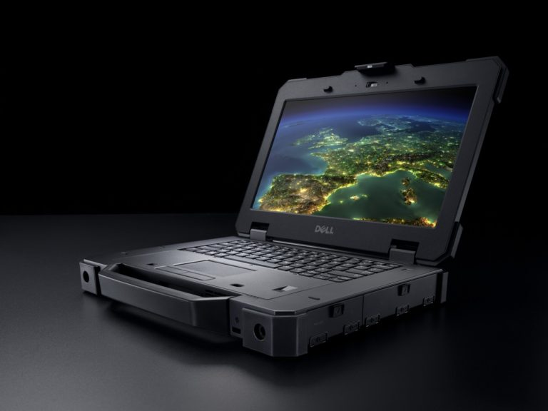 DELL Rugged 14 extreme display