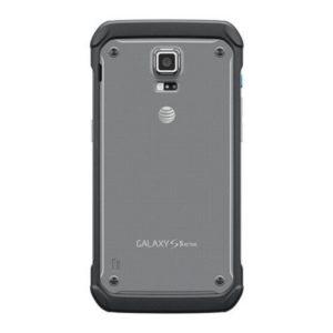 защищенный смартфон Samsung Galaxy S5 Active задняя сторона