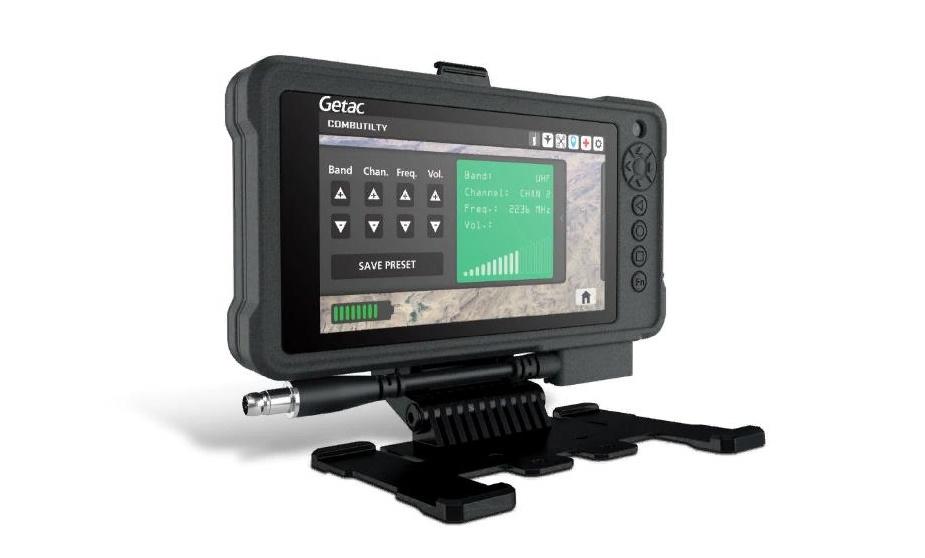 Защищенный планшет Getac MX50