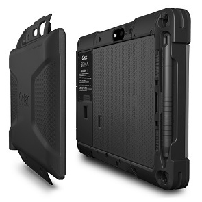 Getac T800 Fully Rugged Tablet Задняя часть корпуса