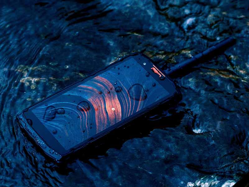 Телефон противоударный