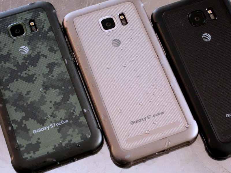 противоударные смартфоны Samsung S7 Active