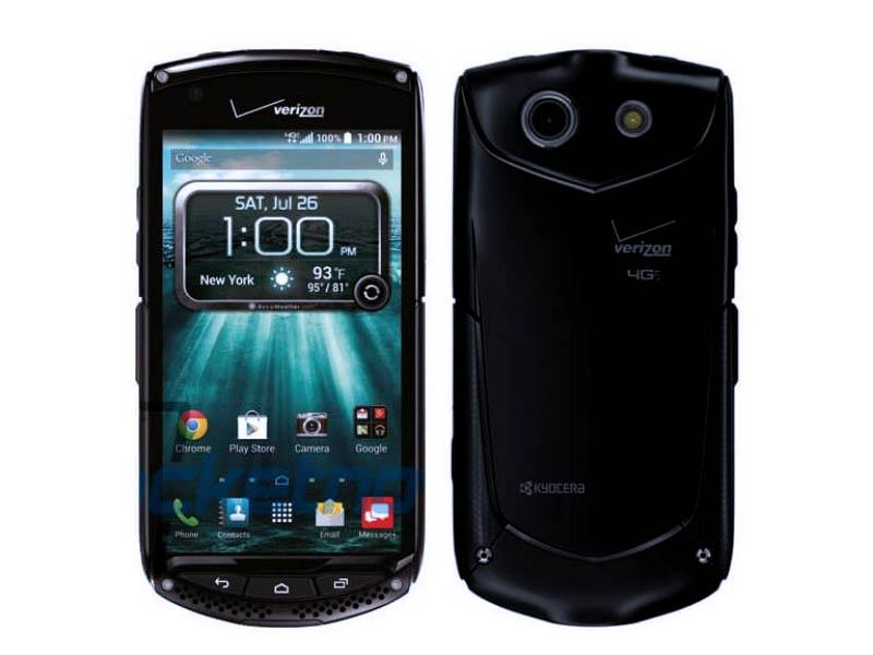 Защищенные смартфоны, на которые стоит обратить внимание Kyocera Brigadier