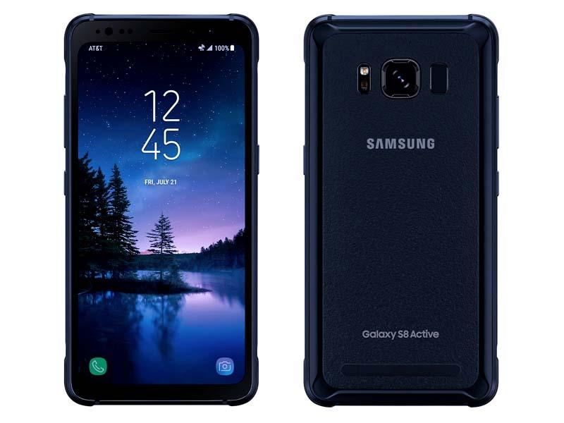 Защищенные смартфоны, на которые стоит обратить внимание Samsung Galaxy S8 Active
