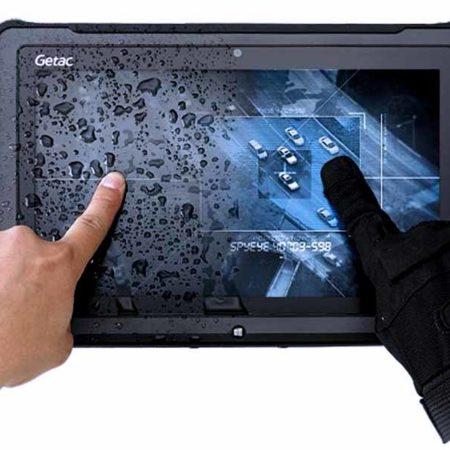 Getac F110-EX – надежный планшет для лоцманов