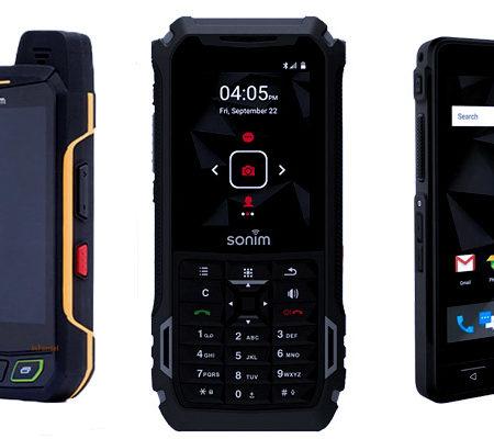 Крепкие смартфоны: обзор з-х интересных моделей Sonim