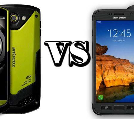 Kyocera Torque G02 или Samsung Galaxy S7 Active? Кто из них лучше и крепче?
