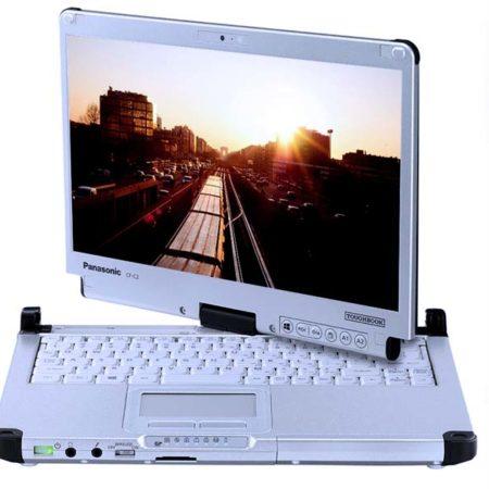 Panasonic CF-C2 – обзор первого Toughbook с Windows 8