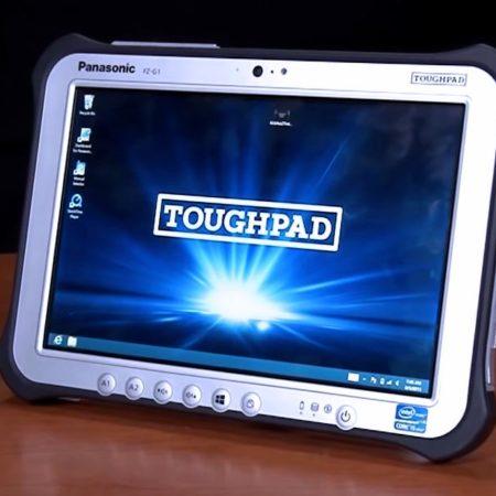 Panasonic Toughpad FZ-G1— надёжный планшет для экстремальных условий