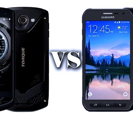 Сравнительный обзор Kyocera Torque G02 и Samsung Galaxy S6 Active