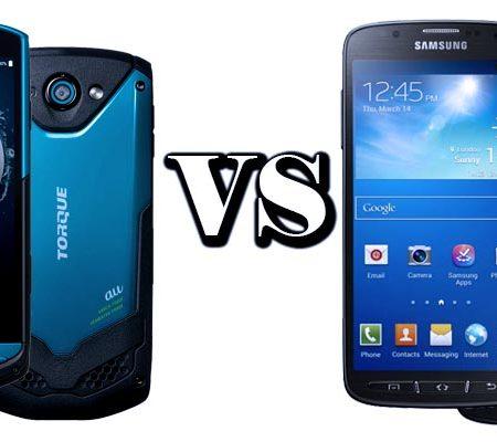 Сравнительный обзор Kyocera Torque G02 и Samsung S4 Active