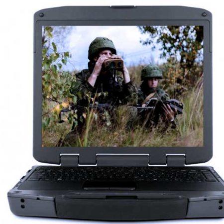 Защищённый ноутбук Durabook R8300