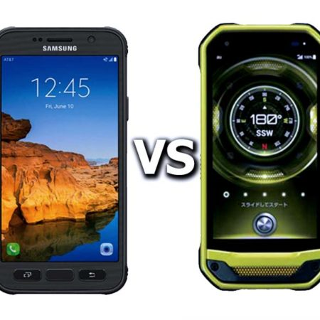 Samsung S7 Active vs Torque G03
