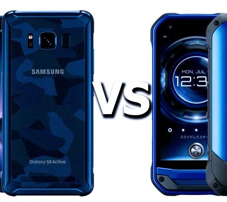 Смартфоны на все случаи жизни – Samsung Galaxy S8 Active и Torque G03