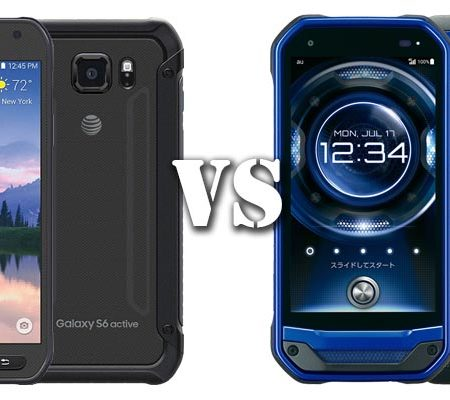 Galaxy S6 Active vs Torque G03