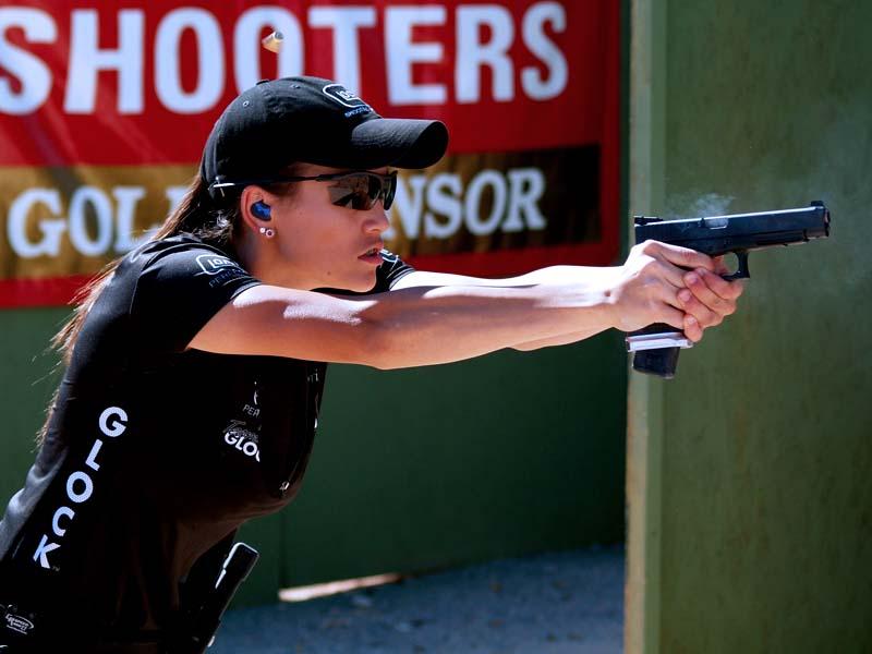 Glock — надёжное оружие