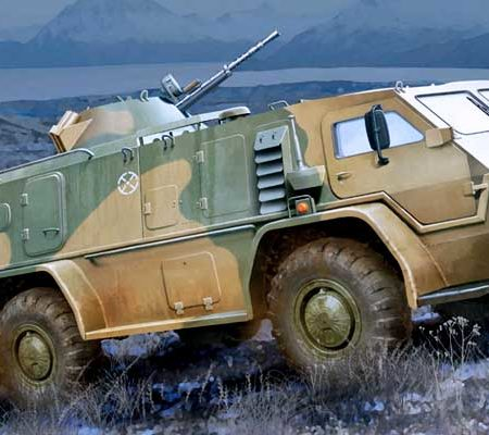 Армейские внедорожники России. Часть 2