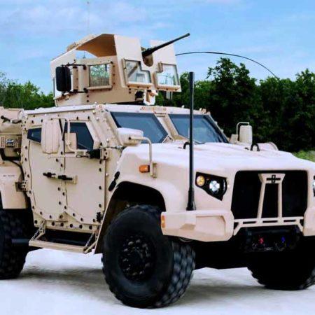 Бронированные внедорожники американской армии. Часть 1