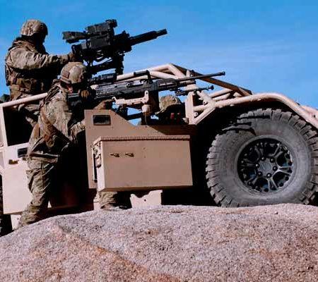 Бронированные внедорожники американской армии. Часть 2
