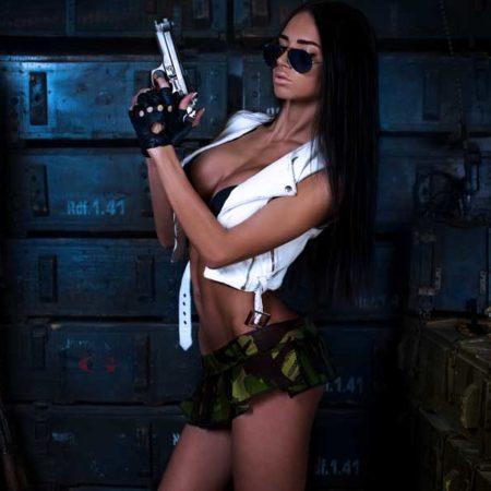 Револьверы для девушек от North American Arms. Часть 1