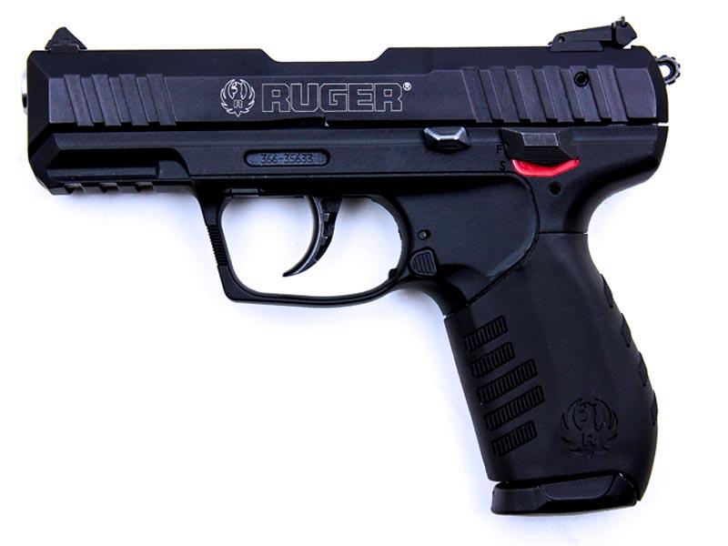 Огнестрельное оружие для девушек Ruger SR22
