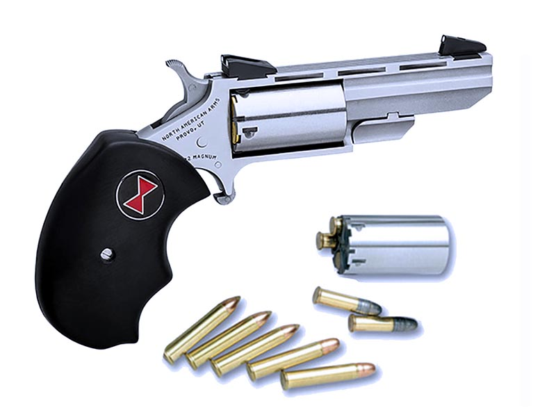 револьверы North American Arms NAA-BWC
