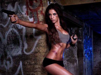 Револьверы для девушек от North American Arms. Часть 3
