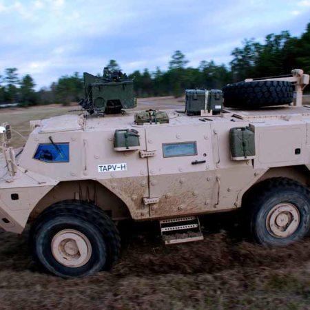 Армейские бронированные внедорожники Канады. Часть 2