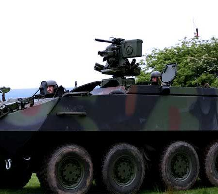 Армейские бронированные внедорожники Канады. Часть 3