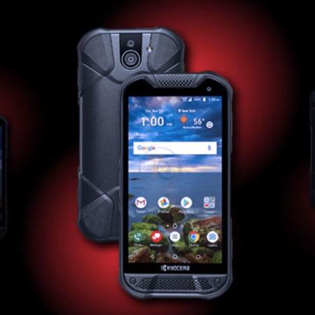 Защищённые смартфоны Kyocera для Японского рынка